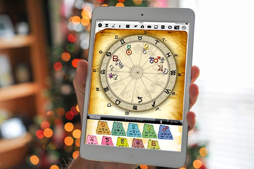 ホロスコープ時空 horoscopeJIKU for iPad 星占い 占い 無料 西洋 占星術 ホロスコープ 時空 horoscope JIKU キャッチアップ