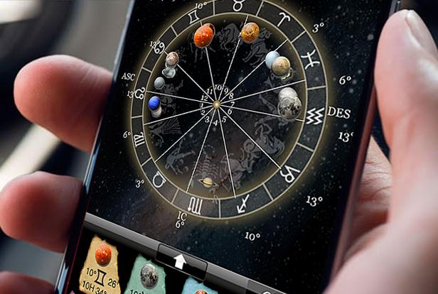 ホロスコープ時空 horoscopeJIKU for iPhone 星占い 占い 無料 西洋 占星術 ホロスコープ 時空 horoscope JIKU キャッチアップ